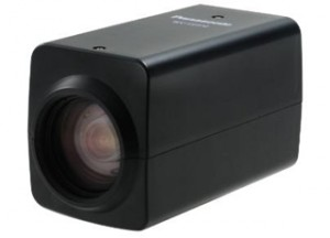 Compact Day/Night Surveillance Camera featuring Super Dynamic